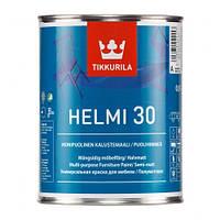 Фарба акрилатна для меблів Tikkurila Helmi 30 0,9л(C)