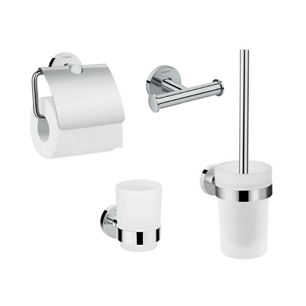 Hansgrohe Logis Набор аксессуаров в ванную арт.41723222