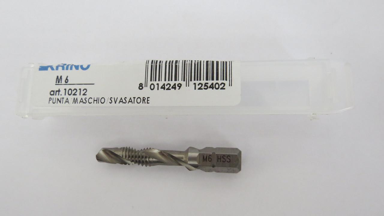 Комбинированное Сверло-Метчик М6 KRINO