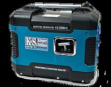 Инверторный генератор Könner & Söhnen KS 2000і S (2 кВт)