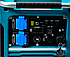 Инверторный генератор Könner & Söhnen KS 3200ie S (3 кВт), фото 6