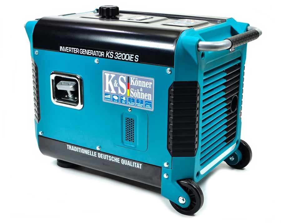 Инверторный генератор Könner & Söhnen KS 3200ie S (3 кВт)