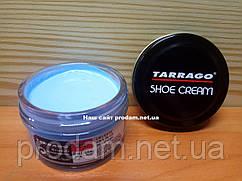 Крем для взуття Tarrago 50 мл колір ясно-блакитний