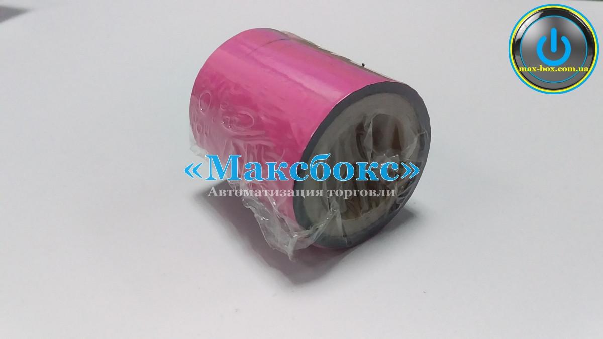 Риббон WAX/Resin RF43 105mm x 300m премиум