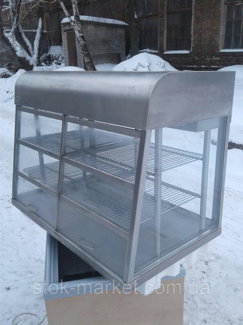 Холодильная витрина настольная Agir б/у, настольная витрина холодильная б у, витрина холодильная б/у