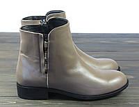 Ботинки женск Lonza L-296-2163-2 L BROWN KOGA размер, фото 1