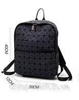 Большой рюкзак детский Bao Bao геометрический голографический