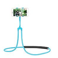 Ленивый держатель для телефона Голубой (29050)