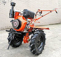 Дизельный мотоблок TATA ТТ-1100B-ZX  (9 л.с., ручной стартер) + доставка, фото 1