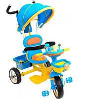 Трехколесный велосипед Profi Trike B29-1B-1 Синий