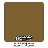 15 ml Eternal Mudflap Brown [Motor City]