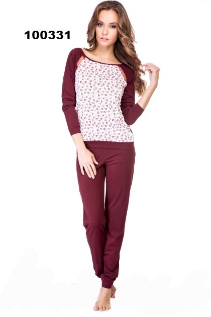 Пижама с штанами Ora 100331