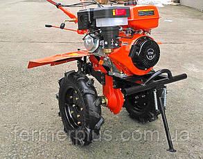 Бензиновый мотоблок TATA ТТ-1100D-ZX   (9 л.с., ручной стартер)