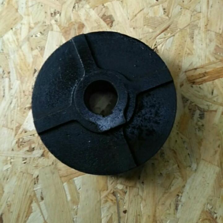 Тормозной барабан мототрактора колесо 6.00-12