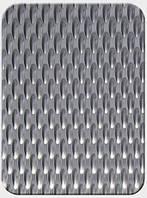 Декоративный стальной лист ДК2
