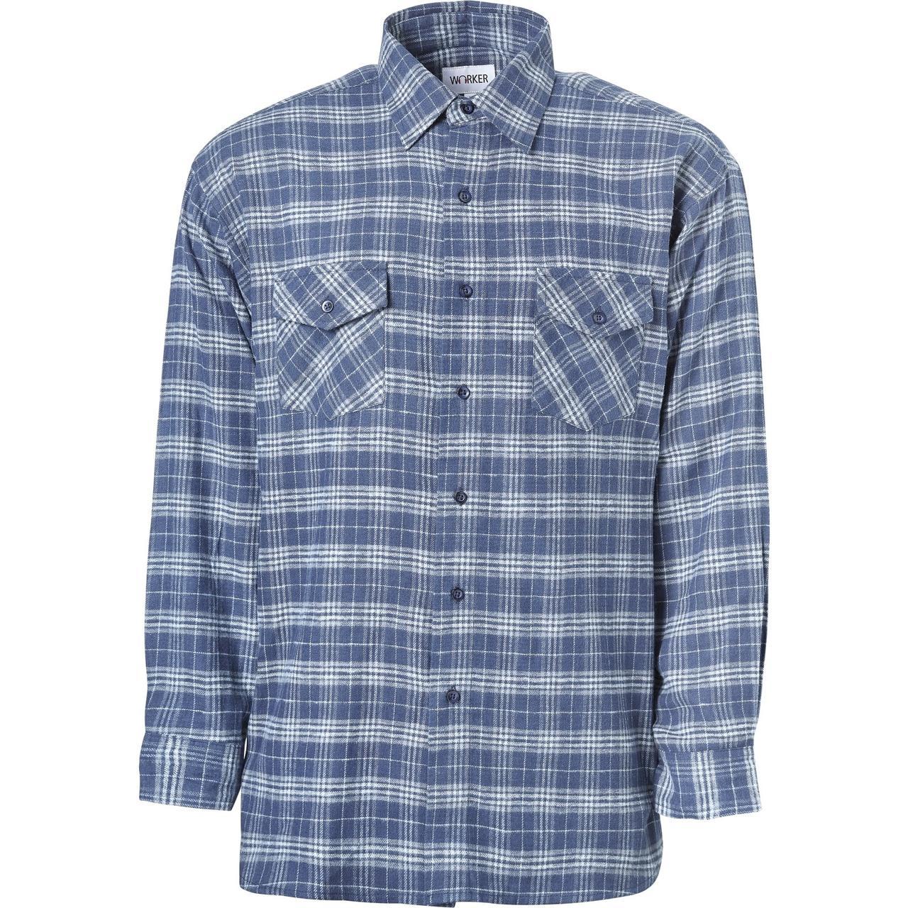 a4b28769d22 Купить Рубашку мужскую фланелевую