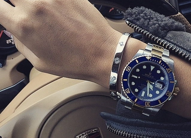 Браслеты, броши & часы