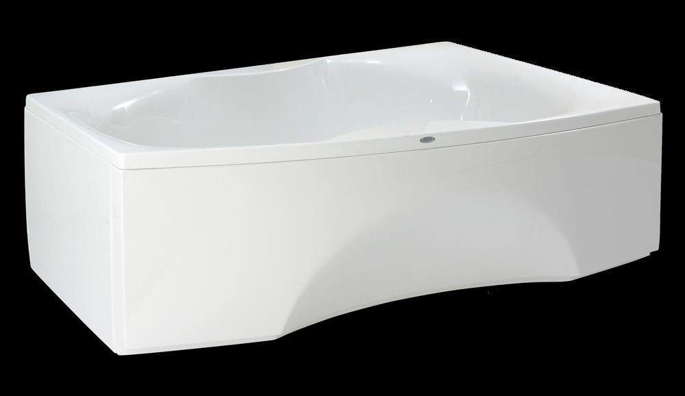 Ванна акриловая Paa Rigonda VARI/K/00 180x110 левая