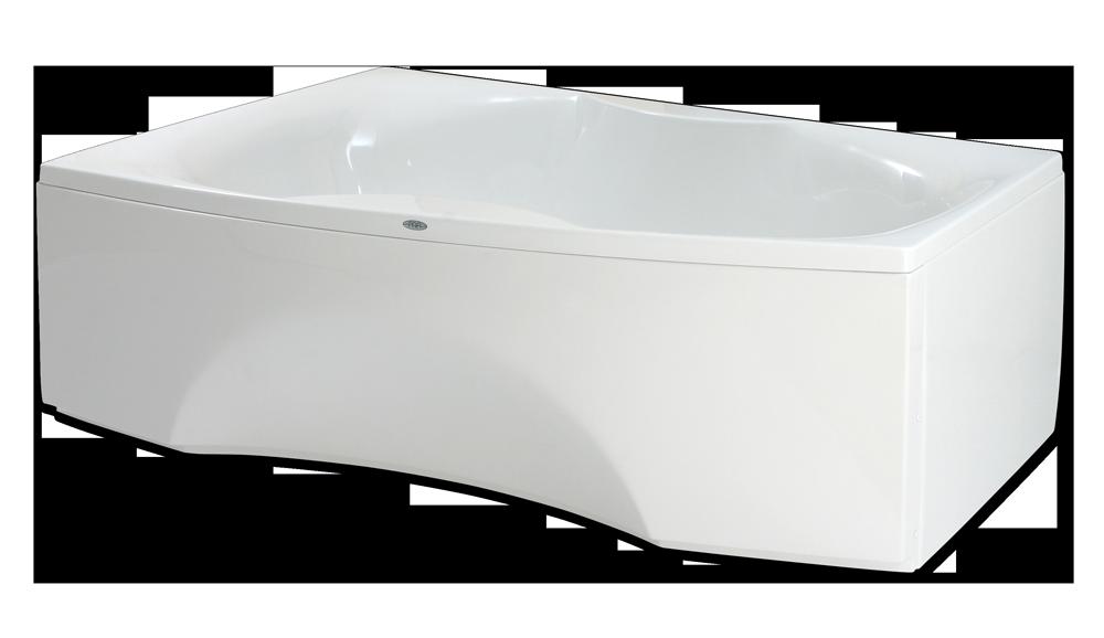 Ванна акриловая Paa Rigonda VARI/L/00 180x110 правая