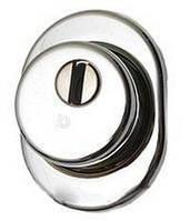 Броненакладка врезная DiSec BDS 18 PR Sferik ROK (h=35mm)+ ключевая накладка КТ- 038