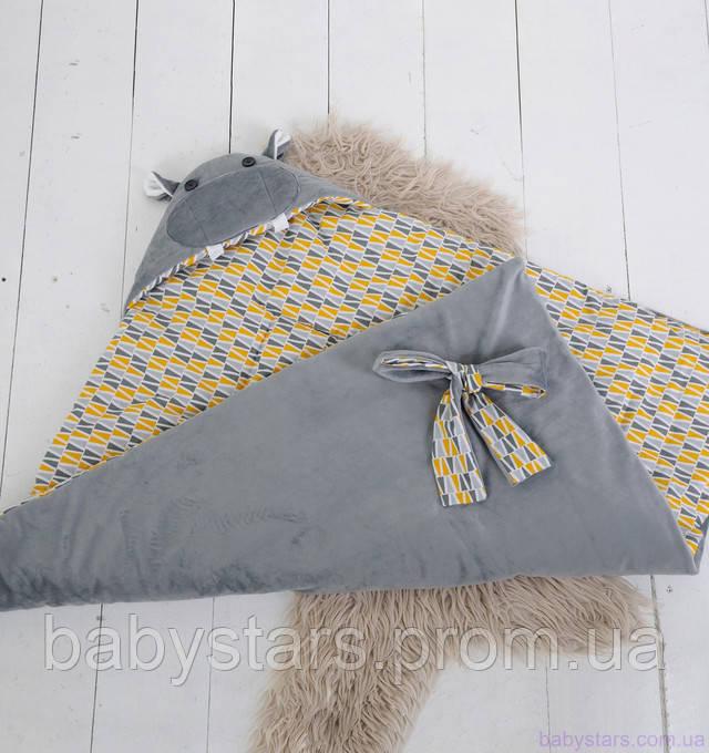конверт-одеяло для новорожденных