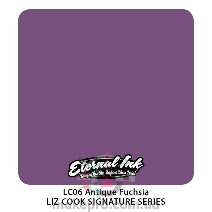 30 ml Eternal Antique Fuchsia [Liz Cook]