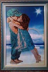 Алмазная мозаика по фото 25 х 50 см