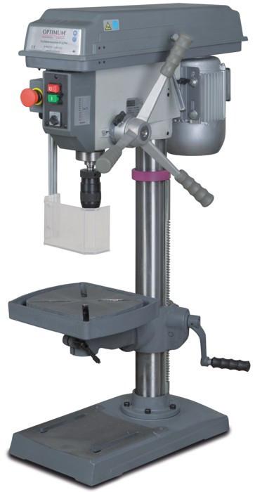 Станок вертикально-сверлильный настольный B23Pro OPTIMUM