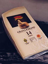 Сир твердий Grana Padano ANTICHI MAESTRI - 14 місяців витримка.