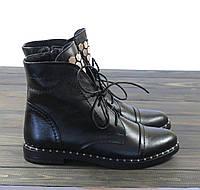 Ботинки женские на шнуровке Lonza L-131-2121 размер, фото 1