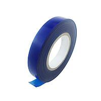 Лента для подвязки (для степлера, тапенера) синяя 110 мкм, 30 м
