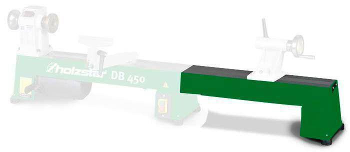 Удлинитель станины для  DB 450 до межцентрового расстояния 1000 мм Holzstar, фото 2