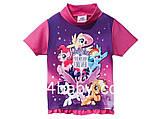 Купальний костюм, купальник дитячий на дівчинку My Little Pony 6-12 міс, ріст 74/80, фото 3