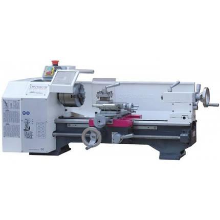 Настольный токарный станок ТU 2406 (230 В) Vario OPTIturn, фото 2