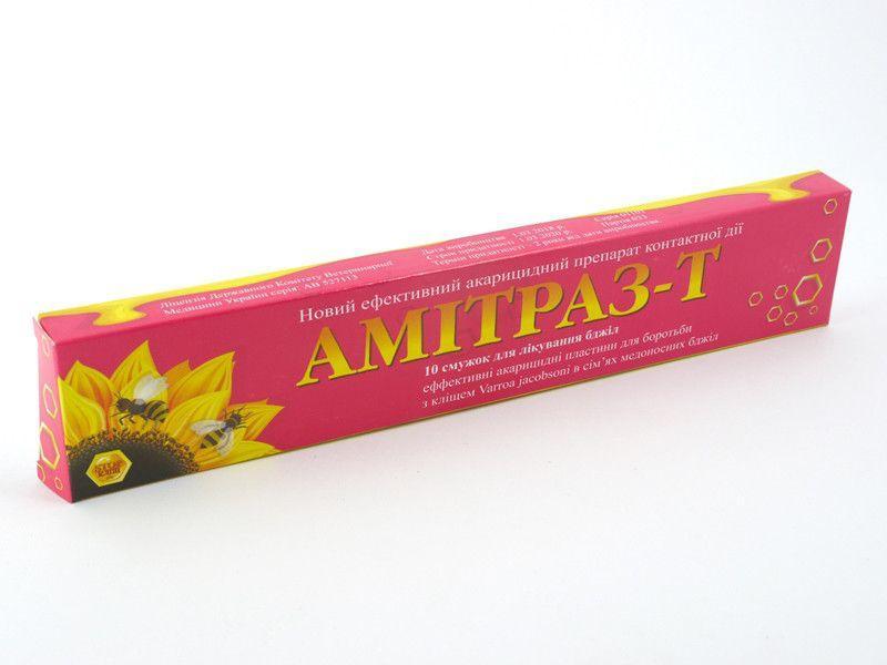 Амитраз-Т (амитраз,тимол,пихтовое масло)
