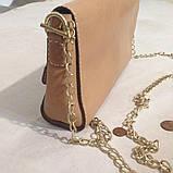 Жіноча молодіжна сумочка  «Ліза» з натуральної шкіри, фото 4
