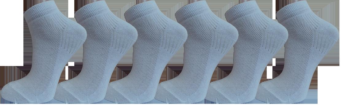 """Дитячі шкарпетки sport білі""""lomani"""""""
