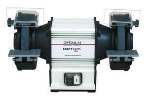 Точильно-шлифовальный станок GU 20 (400 В) OPTIgrind, фото 2