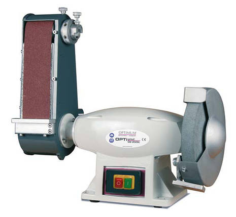 Точильно-шлифовальный станок SM 200SL (400 V) OPTIgrind, фото 2