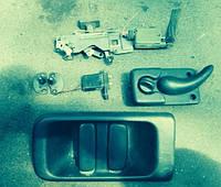 Привод замка правый бок двери электр Renault Master II