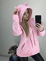 "Женский модный свитшот "" Кошка ""  НД339 (норма), фото 1"