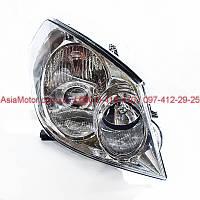 Фара передняя правая Geely MK без корректора 1017001058-01