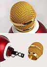 Беспроводной Bluetooth микрофон для караоке WS-878 Смайл!, фото 5