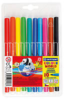 Фломастеры Centropen 10 цв Colour World