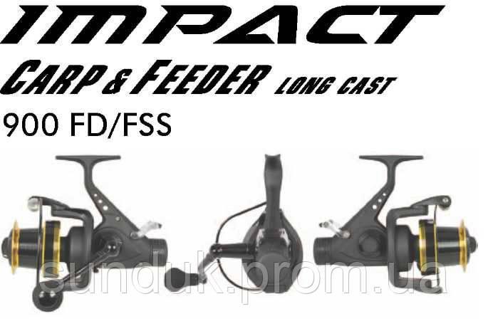 Рыболовная катушка Konger Impact Carp&Feeder Long Cast 950FD