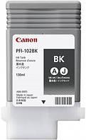 Картридж PFI-102BK Black для iPF500/6x0, черный, 130мл (0895B001)