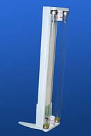 Облучатель бактерицидный на металлической подставке ОБП 2-15П с лампой Philips