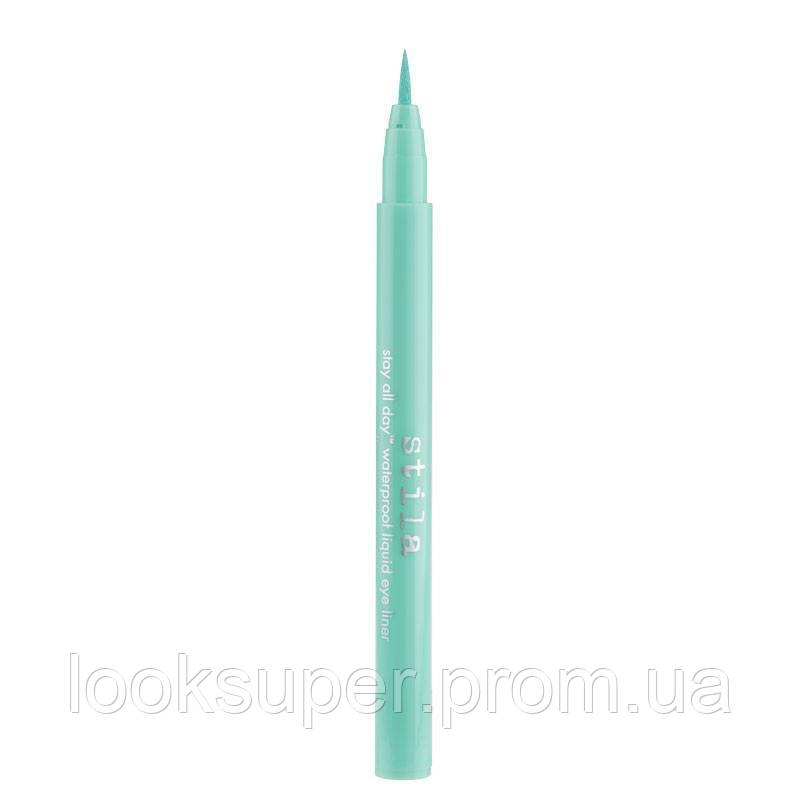 Жидкий лайнер для глаз STILA Stay All Day® Waterproof Liquid Eye Liner. TURQUOISE
