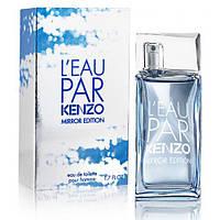 Kenzo L`Eau par Mirror Edition Pour Homme (Кензо Ле Пар Мирор Эдишн Пур Хом), мужская, фото 1
