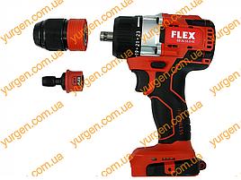 Аккумуляторный шуруповёрт FLEX DD2G18,0-EC